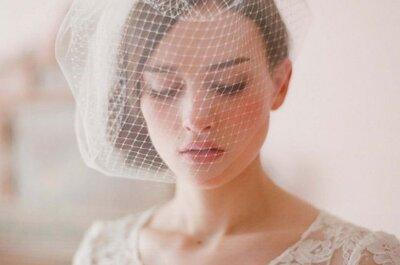 Tendances voiles de mariée 2013