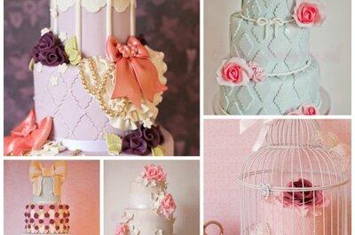 De mooiste Bruidstaarten voor jouw Bruiloft!