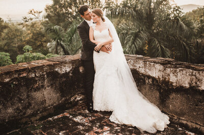 Una sola persona: La boda de Michelle y Christian