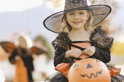 Animacja dzieci na weselu - halloween'owe inspiracje