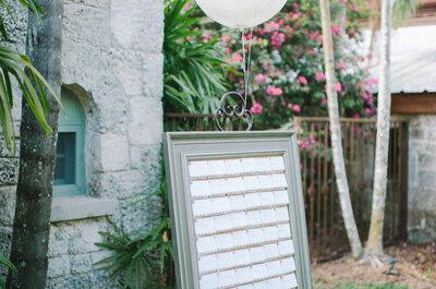 20 idee tutte da copiare per i segnaposti del tuo matrimonio!