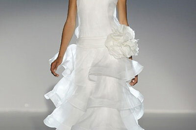 Brautkleider mit Ärmeln – für den eleganten und schicken Auftritt am Hochzeitstag