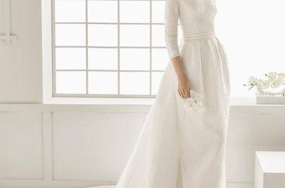 Las 10 mejores tiendas de vestidos de novia en México DF: El modelo de tus sueños más cerca de ti