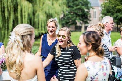 Te gast op een bruiloft? Bij deze 10 leuke gedragsregels voor jou!
