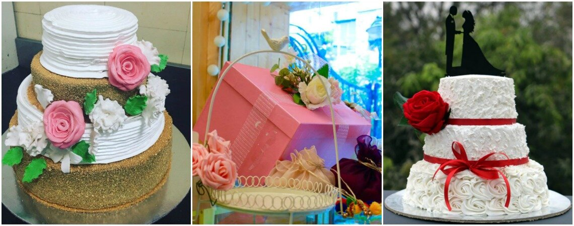 Top 9 wedding cake shops in Pune