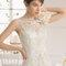 Hochzeits-Kleid: Brautkleid aus Tüll