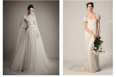 12 vestidos de novia que estarán de moda en 2015