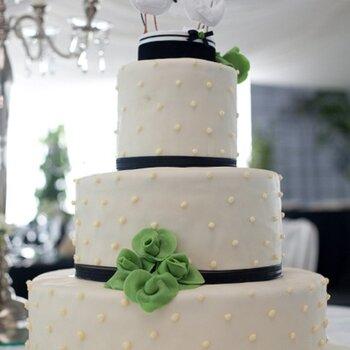 Cake- Toppers für die Hochzeitstorte