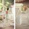 Decoración sencilla para boda