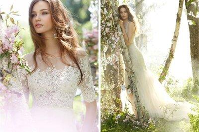 Vestidos de noiva: Que diferença fará um catálogo com boas fotos?