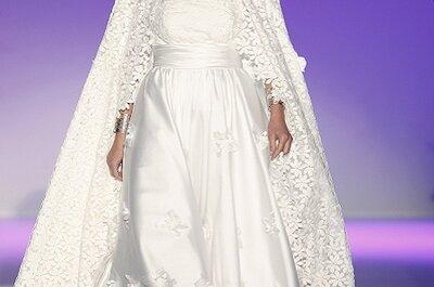 """Vestidos de noiva inspirados na """"Branca de neve e o caçador"""""""