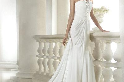 San Patrick 2015: Una colección de hermosos vestidos de novia para las chicas modernas