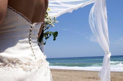 5 claves para una boda diferente en la playa