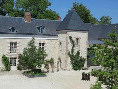 Pour un mariage chic, dépaysant et nature, fondez pour ce domaine à deux pas de Paris