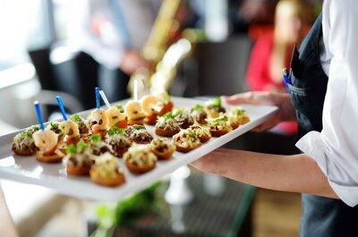 I 10 migliori catering per matrimonio a Roma