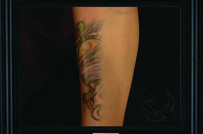 Dissimuler ses tatouages le jour de son mariage