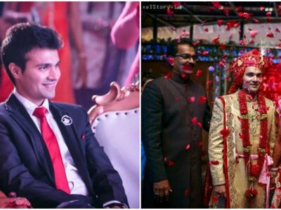 This Real Wedding of Amit and Divya would take you to the journey from Arranged marriage to falling in love