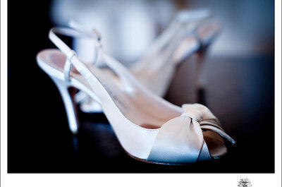 5 tips for choosing your wedding shoes