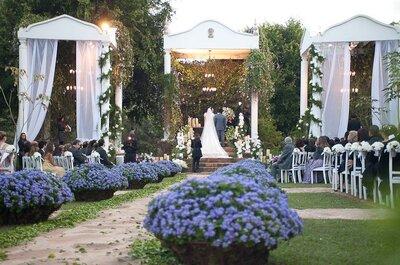 10 dos melhores cerimoniais de casamento de BH: quando organização é sinônimo de sucesso!