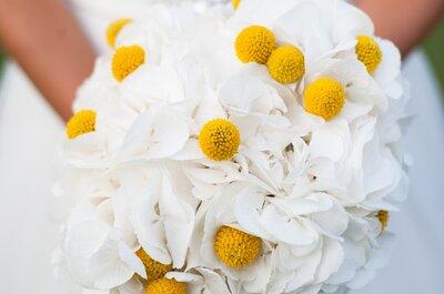 Pour un bouquet de mariée unique et coloré : découvrez Oya Fleurs et ses superbes créations!