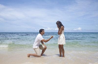 Originelle Ideen für den Hochzeitsantrag - Frage lieber ungewöhnlich!