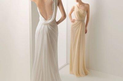 Proposte di abiti da sposa con schiena nuda
