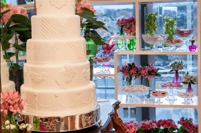 Para cada casamento, um BOLO ideal: encontre o seu!