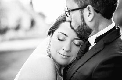 Nádia & Marco: um encontro casual, uma bonita amizade e um casamento incrível!