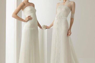 Suknie ślubne Rosa Clara 2013, kolekcja Soft