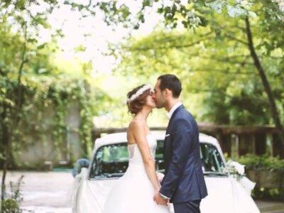 Sameday Edit da Ana e do Ricardo: amor verdadeiro merece palavras sinceras!