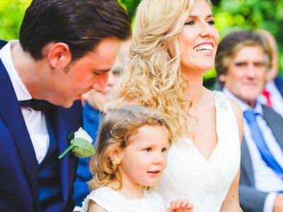 Heiraten mit Kind: Diese Punkte sollten Patchwork-Familien beachten