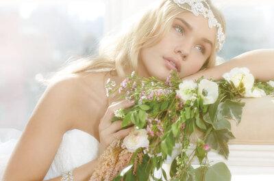 Sugerencias en tocados para cada estilo de novia