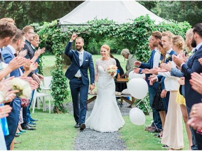 Hoe kun je je bruiloft ontspannen plannen? Tips om 'bridezilla' trekjes te voorkomen!