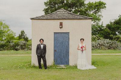 Cómo celebrar una boda ¡en tu propia casa! Los secretos que DEBES conocer