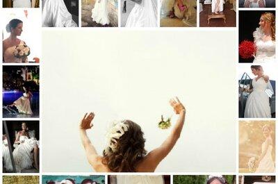 Conoce a la novia del verano 2012 en Zankyou Magazine