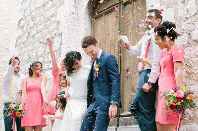 Future mariée, voici 20 pensées que vous ne devez pas avoir avant le grand jour!