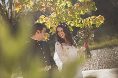 Pensada para disfrutar: la boda de Patricia y Álvaro
