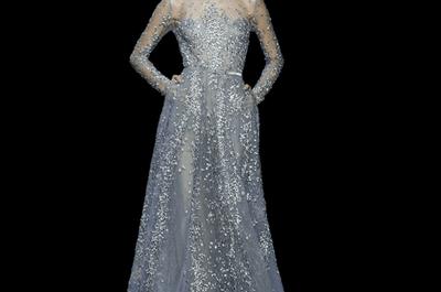 Impactados con la colección de Elie Saab, Haute Couture Otoño-Invierno 2014-2015