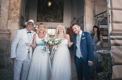Valentina&Daniele e Cristina&Alfredo: un doppio matrimonio che vi stupirà!