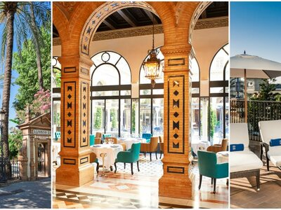 Celebrate your Wedding Spanish Style: Hotel Alfonso XIII