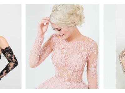 Exklusive und vielfältige Festmode von Mery's Couture 2016: Mit Extravaganz bestechen!