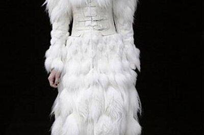 10 vestidos de noiva mais excêntricos da alta costura