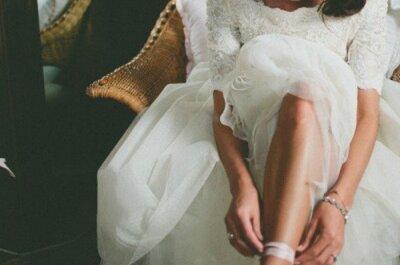 Feminine Braut-Schuhe für die Hochzeit