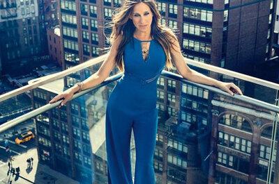 Sarah Jessica Parker cumple 50 años llenos de estilo ¡Descubre algunos de sus looks!