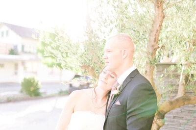 Sommerliche Hochzeitsfotos am Sempachersee - Eine Fotoreportage mit genialen Details!