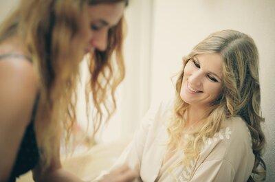 5 merkwürdige Fragen, die Bräute ihrer besten Freundin vor der Hochzeit stellen