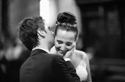 As noivas elegeram a melhor foto de casamento do mundo de 2012