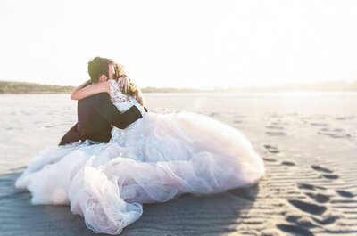 Cosa indossare per un matrimonio in spiaggia? Ecco le dritte per non sbagliare