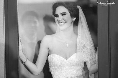 Los 3 vestidos de novia más populares entres las mujeres mexicanas