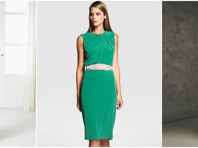 Vestidos de fiesta verdes 2016: Resalta tu belleza en la próxima boda